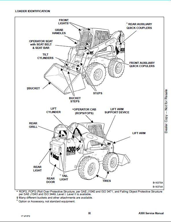 Bobcat 300 Manual