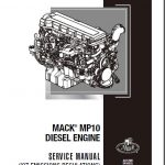 Mack MP10 Diesel Engine Service Manual