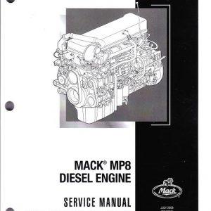 mack mp8 diesel engine service manual rh sellmanuals com Mack MP8 Engine Diagrams mack mp8 engine service manual