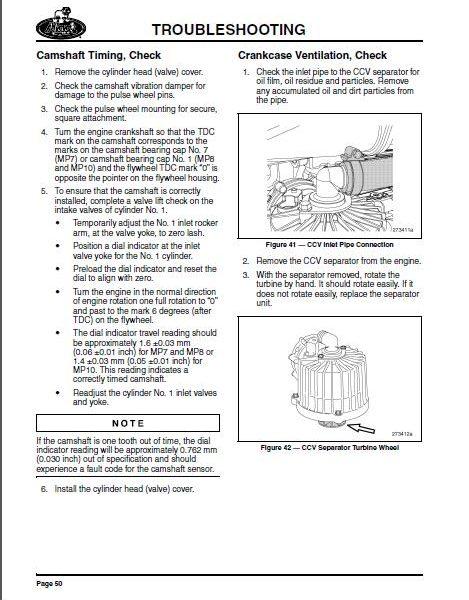 Mack Diesel Engine Diagram | Repair Manual