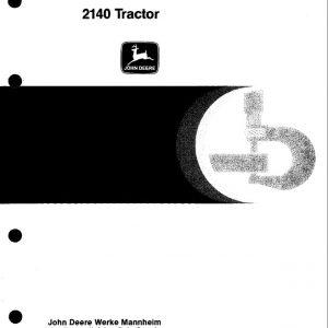 Allison HT 740 Series Transmission Service Repair Manual