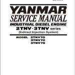 yanmar 2tnv70 service manual