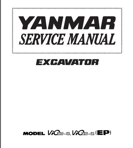 Yanmar Ym2018 Manual