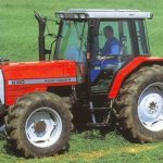 Massey Ferguson 6100 Series