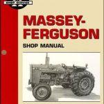 Massey Ferguson MF255 MF265 MF270 MF275 MF290 Tractor Shop Manual