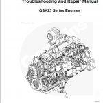 Cummins QSK23 Series Engines Manual