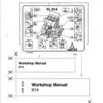 Deutz 914 Diesel Engines Workshop Manual