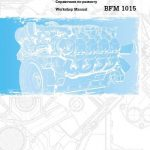 Deutz BFM 1015 Diesel Engine Manual
