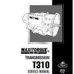 MACK TRANSMISSIONS T310 SERVICE MANUAL