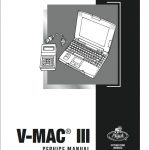 Mack Truck V-MAC III Service Manual