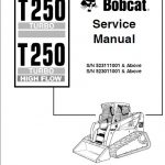 Bobcat T250 Turbo Manual