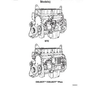 Service Manual mack Mp8