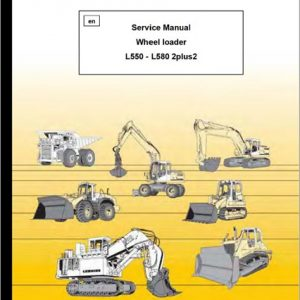 Liebherr-L550-L580-2plus2-Wheel-Loader-Service-Manual