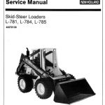 new holland l785 service manual