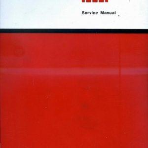 Part Number # 1091911R1 955XL Tractor Workshop Repair Service Manual 743XL 844XL Case IH 1055XL 1255XL 745XL 1455XL