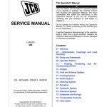 JCB 403 Wheel Loader pdf
